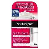 Neutrogena Cellular Boost Anti-Age Tagespflege Creme, pflegende Anti-Aging Feuchtigkeitscreme mit...