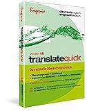 translate quick 12 Deutsch-Englisch: Das schnelle Übersetzungssystem für Texte und Internetseiten:...