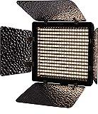 QYRL LED Videoleuchte 3200K-5500K CRI95 Kamera Foto Light Panel Fr Studio YouTube Interview Auen...