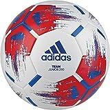 adidas Jungen Team J290 Turnierblle fr Fuball, White/red/Blue/Silver met, 4