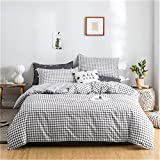 nobrand Mikrofaser Bettbezug einfache und modische Wilde geometrische Muster Bettwsche geeignet fr...