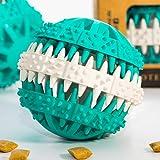 Pfotenolymp® Premium Snackball für Hunde in Geschenk-Box - Kauspielzeug und Futterball für kleine...