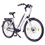"""NCM Milano Max E-Bike Trekking Rad, 250W, 36V 16Ah 576Wh Akku, 28"""" Zoll (NCM Milano-MAX)"""
