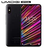 UMIDIGI F1 Android 9.0 Smartphone ohne Vertrag (128GB großer Speicher, 5150 großer Akku, 16 cm(6.3...
