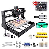 ofuly CNC 3018 Pro 3000 mW Gravierfräsmaschine, 2-in-1 Upgrade Version GRBL Control DIY Mini...