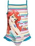 Disney Arielle Die Meerjungfrau Mädchen Arielle Badeanzug 122