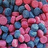Geschenktüte für Süßigkeiten und Süßigkeiten, 100 g, Rosa / Blau