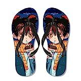 Toilettengebundene Hanako-kun Anime Cartoon Flip Flops/Anime Flip-Flop/Summer Beach Anime Cartoon...