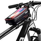 XXZ Wasserdicht Fahrrad Handyhalterung Handyhalter Lenkertasche Rahmentasche Halterung Outdoor...
