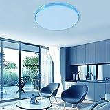 xianshi RGB + CW Wi-Fi-Lampe ABS-Material Mehrere Szenariomuster Wi-Fi-Licht,...