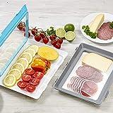 Lunchbox to go FRESH & CLIK 2er Set ORIGINAL aus dem TV | Praktische Frischhaltedose BPA-frei |...