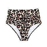 XINAINI Swimsuits Damen Bikini Sexy Bademode Badeshorts Kurze Badehose Hoch Taillierte Bikinihose...