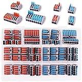 50 Stück Klemmen mit Hebel in 2 Farben, 16 Stück Klemmen 2 Polig, 20 Stück Klemmen 3 Polig, 10...