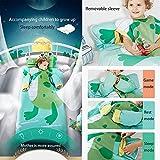 N\ A SaltshIII Cartoon Anti-Kick-Quilt, Baumwolle Schlafsack, Winter Baby Schlafsack Für Kinder...