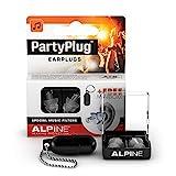 Alpine PartyPlug Gehörschutz Ohrstöpsel für Party, Musik, festivals, Disco und Konzerte sicher...