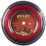 Pro's Pro Red Devil 1.24mm 200m teuflisch gute Tennissaite