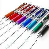 Pentel Energel XM BL77 (Druck-Gelschreiber, 0,7 mm, 8 Farben)