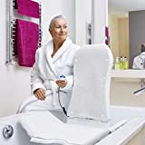 Badewannenlifter Invacare Aquatec KOGIA inkl. Bezugs-Set weiß ( Nachfolgemodell des Badelifters...