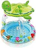 YAOHONG Folding Schwimmbad, Kinder aufblasbaren Swimmingpool, Ozean Ball Pool, Planschbecken,...