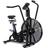 MARXIAO Wind Resistance Spinning Bike, Fitness Club Gewerbe Gym Fan Bike Elliptische Maschine...