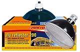 sera 32016 reptil alu reflector Klemm- und Hängelampe für Terrarien mit hitzebeständiger...