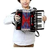 yaunli Kinder Akkordeon Kinder Klavier Schlagzeug Akkordeon Spieluhr Musikinstrument Akkordeon...