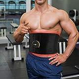 Ksruee Intelligente EMS Bauchtraining, Wireless EMS Muskeltrainings Grtel, Bauchmuskel-Grtel,...
