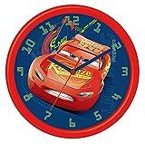 Disney Cars 3 Wanduhr in Geschenkpackung 26x26x4 cm