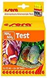sera 04910 Ammonium/Ammoniak Test (NH4/NH3), Wassertest für ca. 60 Messungen, misst zuverlässig...