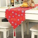lpf Weihnachten Tabelle Flagge Weihnachtsdekorationen liefert gedruckte Tischläufer Tischwäsche...