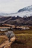 ZZXSY 1000 Teile Puzzle Erwachsene Schneebedeckter Berg Ist EIN Sehr Schönes Geschenk