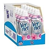 Vernel Fresh Control Weichspüler mit Neutralisiert Gerüche, Florale Frische, 336 Wäschen - 750 ml