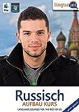 Russisch gehirn-gerecht, Aufbau-Kurs, CD-ROMGehirn-gerecht Russisch lernen, Computerkurs Linguajet....