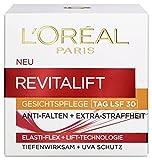 L'Oreal Paris Gesichtscreme Revitalift Anti Falten Feuchtigkeit mit Lichtschutzfaktor UV Schutz LSF...