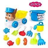 Jeder Sand Spielzeug Set Für Kinder Kleinkind Baby Mit Eieruhr, Schaufeln, Rechen,...