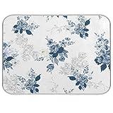 Tarity Abtropfmatte für Küchentheke, saugfähig, hitzebeständig, Mikrofaser, 45,7 x 61 cm, groß,...