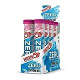 High5 ZERO Elektrolyt Tabletten mit Vitamin C und Koffein - 8x 20 Tuben, Grapefruit, 1 Stück