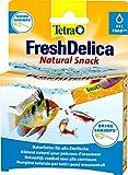 Tetra FreshDelica Brine Shrimps Leckerbissen als Gelfutter fr alle Zierfische, 16 x 3g