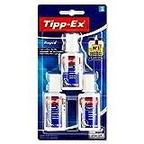 Tipp-Ex Rapid Correction Fluid - 20 ml - 2+1