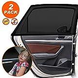 Sonnenschutz Auto Baby mit UV Schutz Sonnenschutz Auto für Kinder Baby Erwachsene Haustiere,...