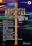 Die schnsten Popsongs fr Alt-Blockflte BEST OF: 20 Pop-Hits. 1-2 Alt-Blockflten. Ausgabe mit...