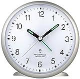 TFA Dostmann 60.1506 Funk-Wecker, leises Sweep Uhrwerk, gut ablesbare Ziffern, mit Funkuhr, 5,2 x 11...