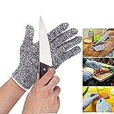 Sicherheitshandschuhe,Schnittsichere Handschuhe,Arbeitshandschuhe,Schnittschutz-Handschuhe küche,...