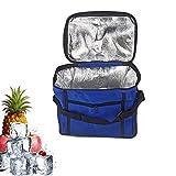Lunch Tasche,Lunchpaket Kühltasche,Kühltasche Eistasche,Lunchpake Tasche Hand Tragen,Wasserdicht...