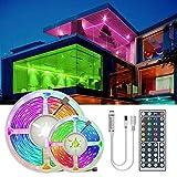 LED-Lichtleiste RGB 5050 SMD 2835 Flexibles Farbband für LED-Lichtleiste RGB 5M 10M 15M Banddiode...