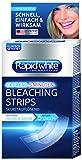 Rapid White Bleaching Strips, sichtbare Zahnaufhellung in nur 5 Tagen, ohne Wasserstoffperoxid, fr...