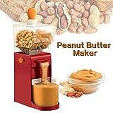 220 V Elektro-Erdnussbutter-Maschine, Verwenden Sie haltbares Material, 500 ml Erdnusssauce und...