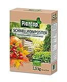PLANTOP Schnellkomposter 2,5 kg NPK-Dünger Kompostbeschleuniger Rottebeschleuni
