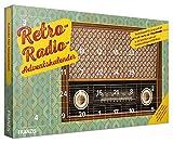 FRANZIS Retro Radio Adventskalender 2020: Bauen Sie in 24 Schritten Ihr eigenes UKW-Radio! Einfache...