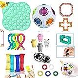 COWINN Spielzeug-Set, Anti-Stress-Spielzeug-Set, Anti-Stress-Bälle für Stress und Angst Relief,...